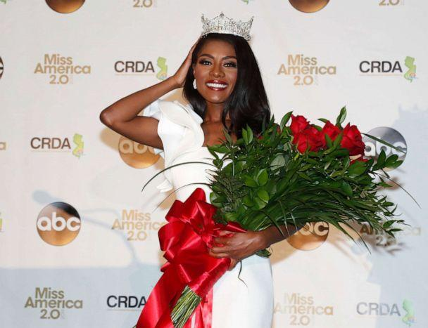 PHOTO: Miss America 2019, Nia Imani Franklin (Lou Rocco/Walt Disney Television via Getty Images, FILE)
