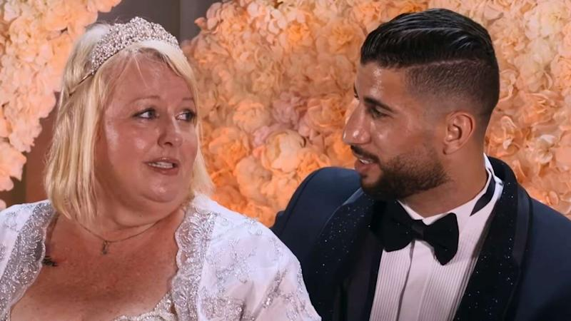 '90 Day Fiance: The Other Way' Stars Laura and Aladin Jallali Split Following Reunion