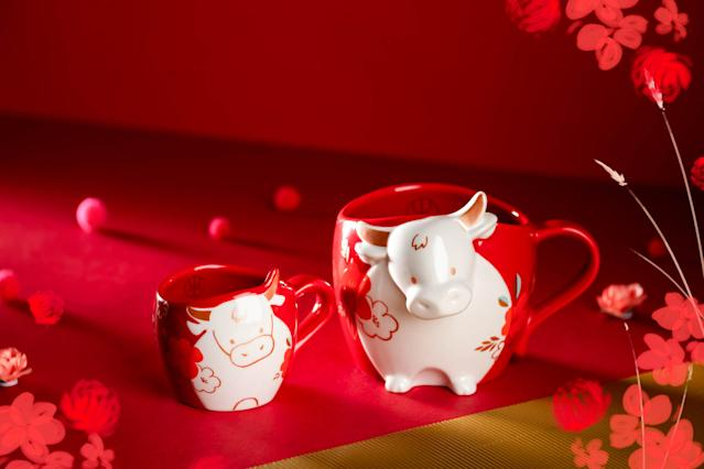 Starbucks Launches Their Bright And Adorable Chinese New Year Collection