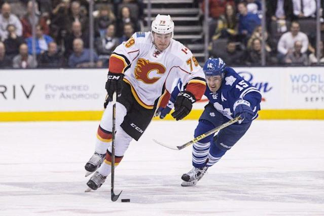 Michael Ferland might be the next NHL player to contract mumps (Chris Young/CP)