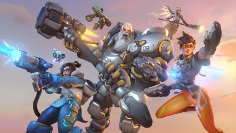 A New Era Dawns for Blizzard Entertainment's Team-Based Shooter With Overwatch® 2