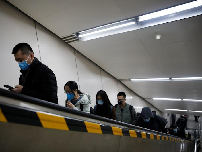 china back life after coronavirus travel