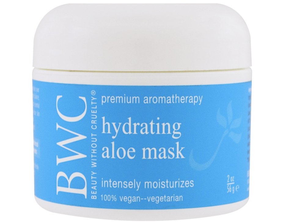 Beauty Without Cruelty, Hydrating Facial Mask. PHOTO: iHerb