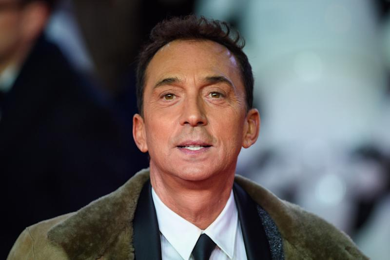 "Embargoed to 0001 Friday August 24 File photo dated 12/12/17 of Bruno Tonioli, who according to his Strictly Come Dancing judge Shirley Ballas colleague ""loves to run around in his underwear""."