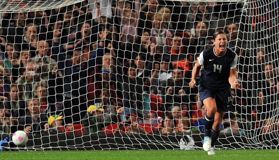 Abby Wambach's game-tying penalty kick against Canada late in the second half of the 2012 Olympic semifinals can be attributed in part to some mastery of the