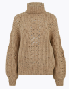 "<p>Snuggle up during the winter months with this delightfully warm cable knit jumper. With a high roll neck, it's perfect for keeping you cosy when it's cold outside. </p><p><strong>WAS</strong>: £45.00</p><p><a class=""link rapid-noclick-resp"" href=""https://go.redirectingat.com?id=127X1599956&url=https%3A%2F%2Fwww.marksandspencer.com%2Fcable-knit-roll-neck-jumper-with-wool%2Fp%2Fclp60474582&sref=https%3A%2F%2Fwww.countryliving.com%2Fuk%2Fhomes-interiors%2Finteriors%2Fg34768938%2Fmarks-and-spencer-black-friday%2F"" rel=""nofollow noopener"" target=""_blank"" data-ylk=""slk:BUY NOW, M&S"">BUY NOW, M&S</a></p>"