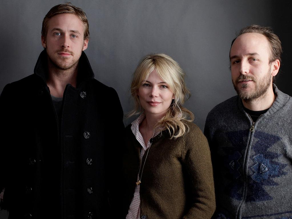 "<a href=""http://movies.yahoo.com/movie/contributor/1804035474"">Ryan Gosling</a>, <a href=""http://movies.yahoo.com/movie/contributor/1800018861"">Michelle Williams</a> and <a href=""http://movies.yahoo.com/movie/contributor/1808872092"">Derek Cianfrance</a> pose for a portrait at the 2010 Sundance Film Festival in Park City, Utah on January 25, 2010"