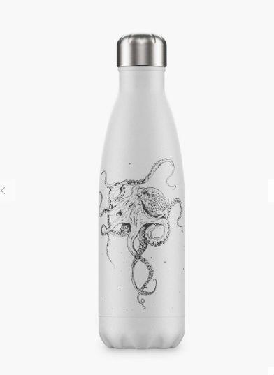 """<a href=""""https://fave.co/2rcuMxj"""" target=""""_blank"""" rel=""""noopener noreferrer"""">Chilly&rsquo;s Octopus Vacuum Insulated Leak-Proof Drinks Bottle, John Lewis</a>, &pound;25 (Photo: John Lewis)"""