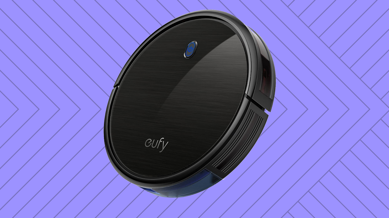 Grab this brilliant robovac for nearly 20 percent off — and never vacuum again. (Photo: Amazon)