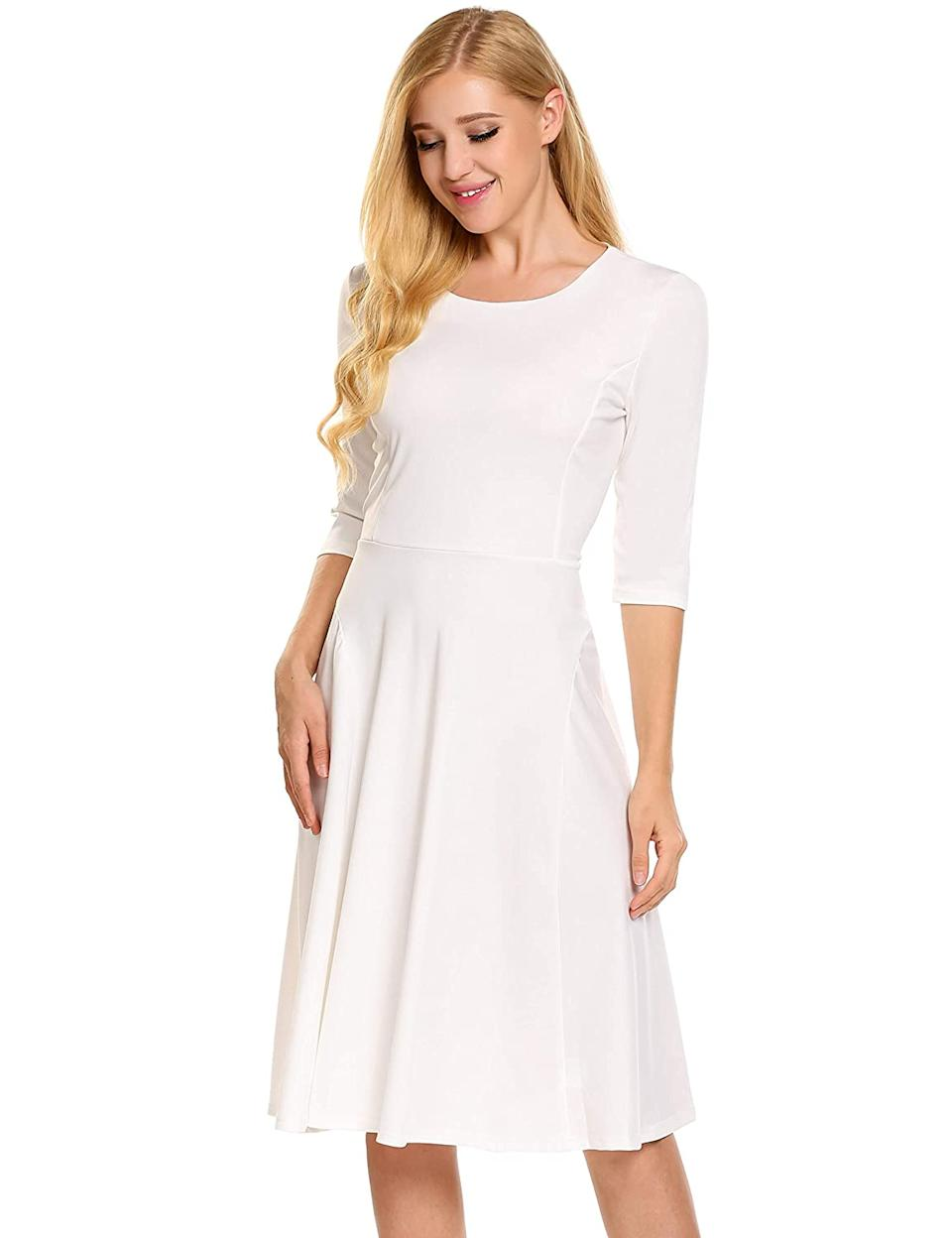 Is it possible to fall in love with a dress? (Photo: Amazon)
