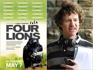Four Lionsdirector Chris Morris talks about his new suicide bomber comedy. Yes, you read that right