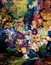 """<p><em>ELLE Decor</em> asked six floral designers to each create a bouquet to complement one of these new art-inspired fabrics. As you'll see here, they took the phrase """"great stems"""" to new heights. </p>"""