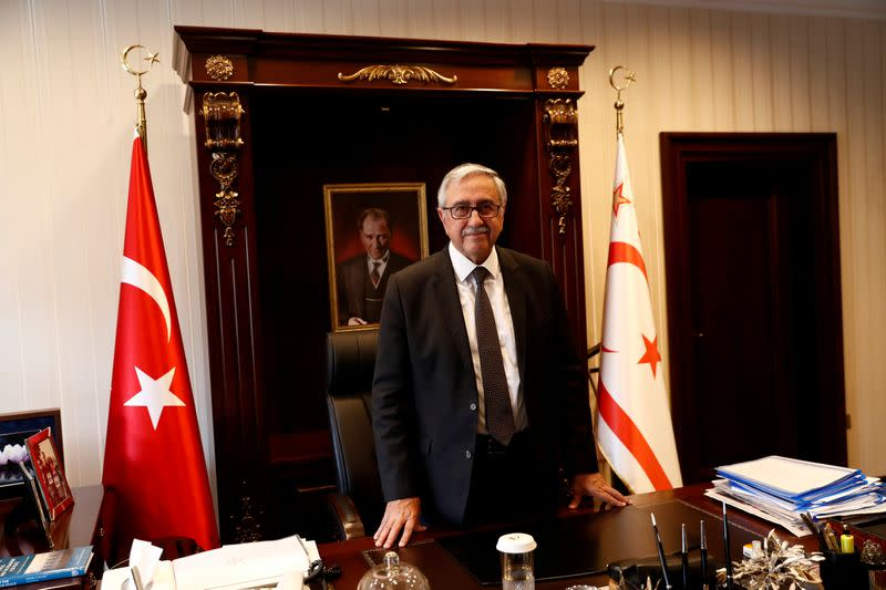 North Cyprus president to face prime minister in runoff