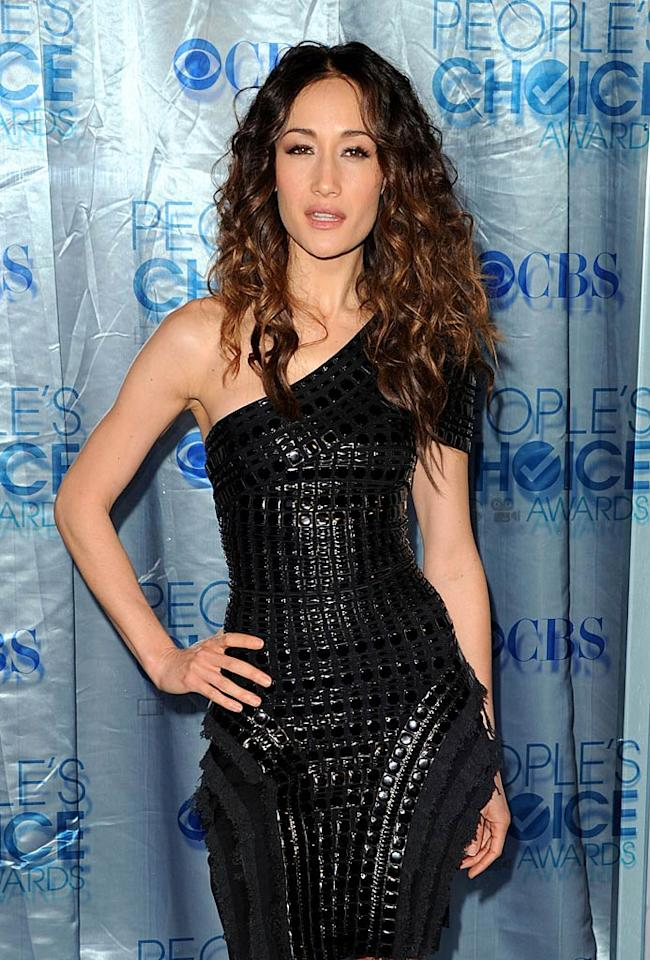 """May 22: """"Nikita's"""" Maggie Q turns 32 Jason Merritt/<a href=""""http://www.gettyimages.com/"""" target=""""new"""">GettyImages.com</a> - January 5, 2011"""