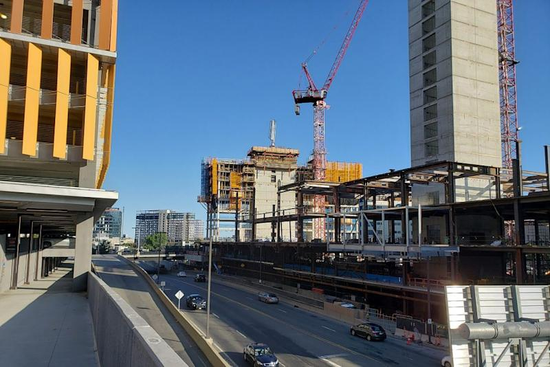Development Pipeline for New Hotels Throttles Ahead Remarkably to Record Highs — For Now