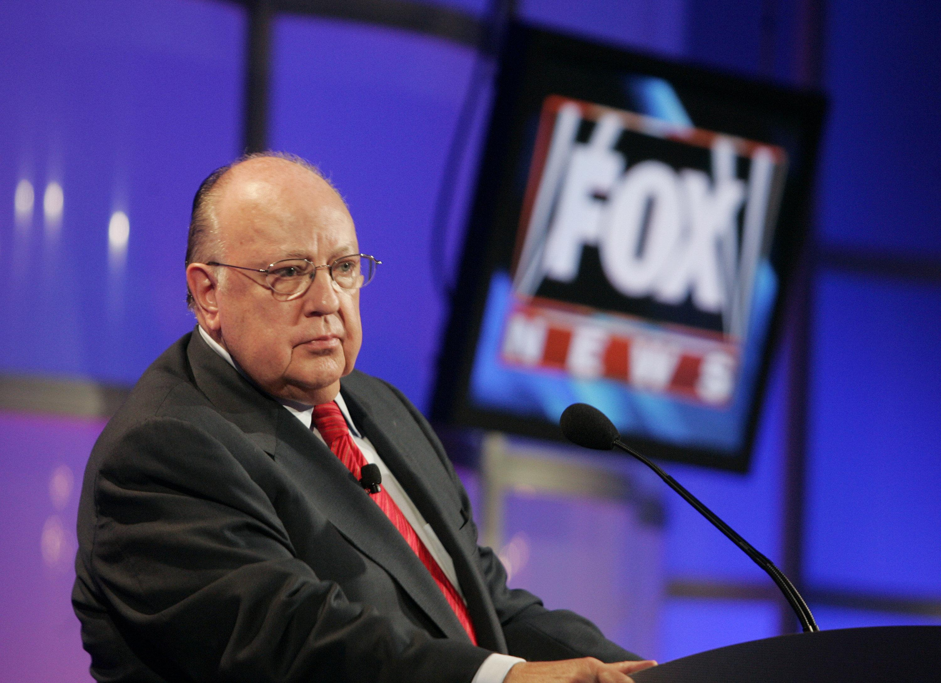 Roger Ailes (REUTERS/Fred Prouser)