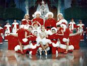 """<p>Netflix isn't known for hosting a lot of old classics — it mostly favors its own original content — but the classic, all-ages favorite <em>White Christmas</em> has somehow stuck around on the site. It's worth a re-watch just to hear the song """"White Christmas"""" alone.</p><p><a class=""""link rapid-noclick-resp"""" href=""""https://www.netflix.com/title/60003082"""" rel=""""nofollow noopener"""" target=""""_blank"""" data-ylk=""""slk:WATCH NOW"""">WATCH NOW</a></p>"""