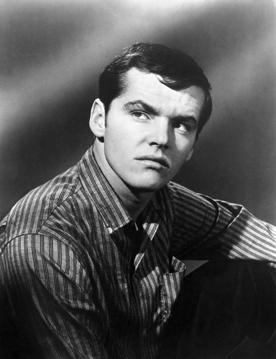 <p>The esteemed actor has received an Oscar nomination every decade for the last 40 years—and his stellar career all started with his first picture, <em>The</em> <em>Cry Baby Killer,</em> in 1958.</p>