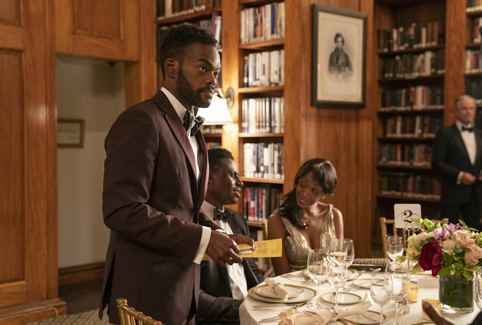This romantic comedy anthology series is back in October, and this time we'll be following Marcus Watkins, played by William Jackson Harper. Love LifeSeason 2 follows Marcus as he comes out of a long-term relationship with a woman who he thought was