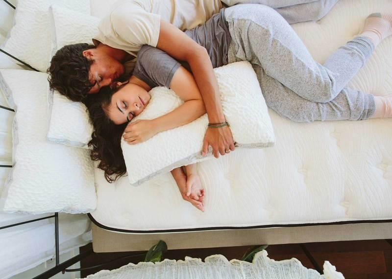 """<h2>Nest Bedding Easy Breather Pillow</h2><br><strong>The Hype: </strong>4.7 out of 5 stars and 2,391 reviews on <a href=""""https://www.nestbedding.com/products/the-easy-breather-pillow"""" rel=""""nofollow noopener"""" target=""""_blank"""" data-ylk=""""slk:Nest Bedding"""" class=""""link rapid-noclick-resp"""">Nest Bedding</a><br><br><strong>Side Sleepers Say:</strong> """"Like many, I'm picky about pillows and have tried many. My search is definitively over. I'm getting to sleep faster. I'm staying asleep longer. And I'm more comfortable than I've ever been while trying to go to sleep, and, when waking up."""" — <em>Taylor C., Nest Bedding reviewer</em><br><br><strong><em>Deal:</em></strong><em> 10% off mattresses, bedding, & furniture</em><br><br><em>Shop <strong><a href=""""https://www.nestbedding.com/collections/shop-pillows"""" rel=""""nofollow noopener"""" target=""""_blank"""" data-ylk=""""slk:Nest Bedding"""" class=""""link rapid-noclick-resp"""">Nest Bedding</a></strong></em><br><br><strong>Nest Bedding</strong> Easy Breather Pillow, $, available at <a href=""""https://go.skimresources.com/?id=30283X879131&url=https%3A%2F%2Fwww.nestbedding.com%2Fproducts%2Fthe-easy-breather-pillow"""" rel=""""nofollow noopener"""" target=""""_blank"""" data-ylk=""""slk:Nest Bedding"""" class=""""link rapid-noclick-resp"""">Nest Bedding</a>"""