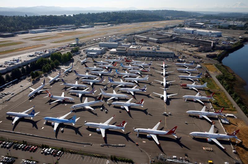 No alternative to grounded Boeing 737 MAX, Aercap CEO says