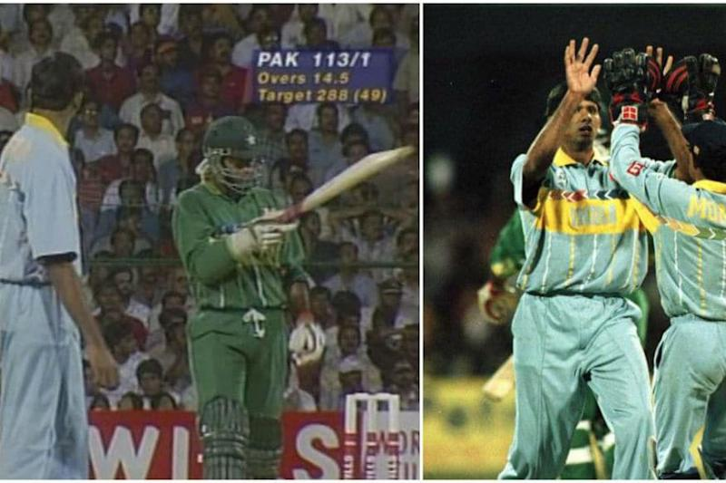 'I Didn't Want to Be Dominated' - Venkatesh Prasad Recalls 1996 World Cup Duel with Aamir Sohail
