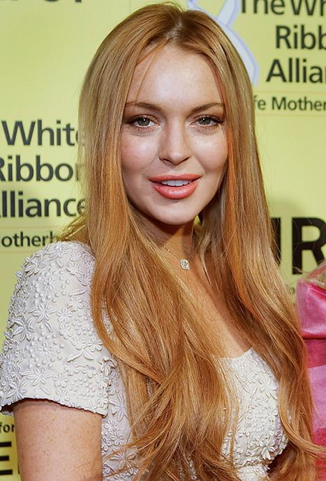 "Lindsay Lohan Attributes ""Working 85 Hours in 4 Days"" to Her Exhaustion"