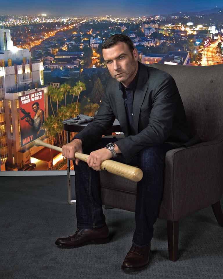"Liev Schreiber as Ray Donovan in ""Ray Donovan"" Season 1."