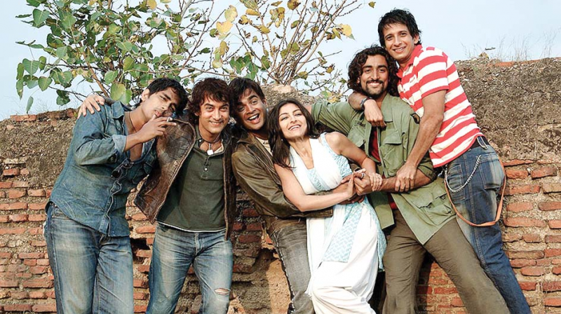 'Rang De Basanti' completes a decade, team to gather to release a  documentary