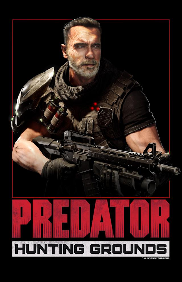 Predator: Hunting Grounds (Credit: IllFonic)