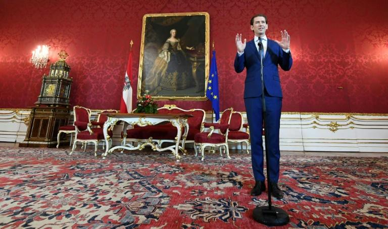 An admirer of Hungary's populist Prime Minister Viktor Orban, Kurz claimed credit for closing the Balkan migrant trail in 2016