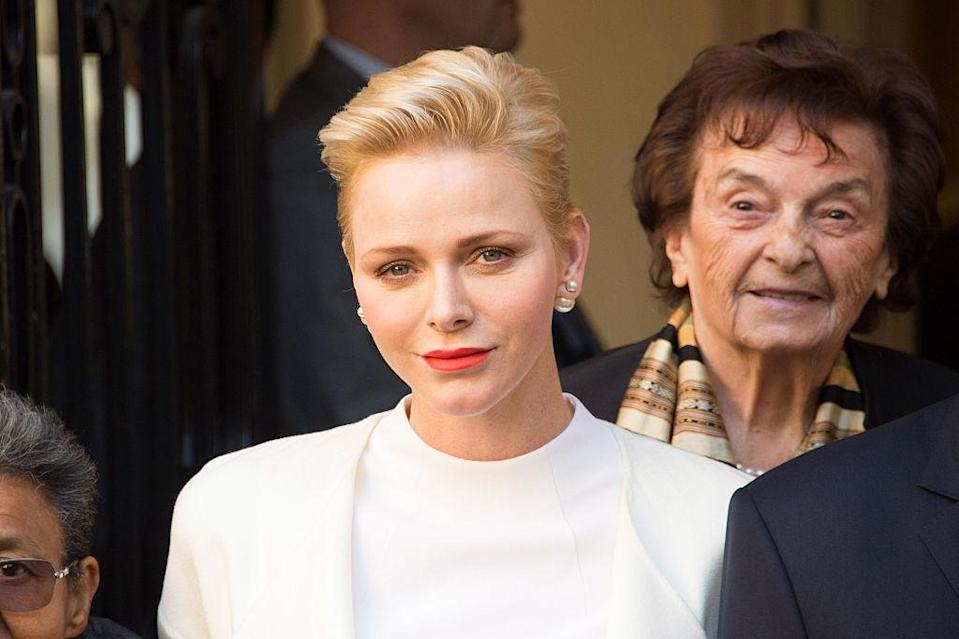 Did we know that Princess Charlene of Monaco is a style goddess and like, crazy fierce?