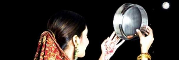 Karwa Chauth - Love Is in the Air!