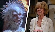 <p>'Masters of the Universe' wasn't exactly kind to Christina Pickles, depicting her as the ageing sorceress of Castle Grayskull. But since then, she's perhaps best known for her role in hit US sitcom 'Friends' where she played Judy Gellar – Ross and Monica's mother. </p>
