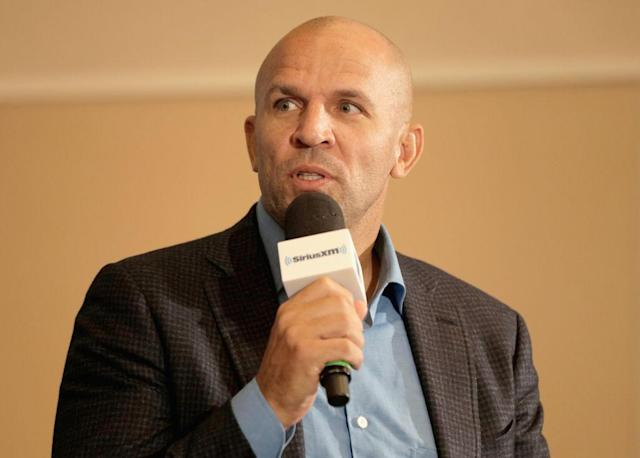 Jason Kidd is alive and well 14 years after a run-in with a Portuguese man o' war. (Getty Images)
