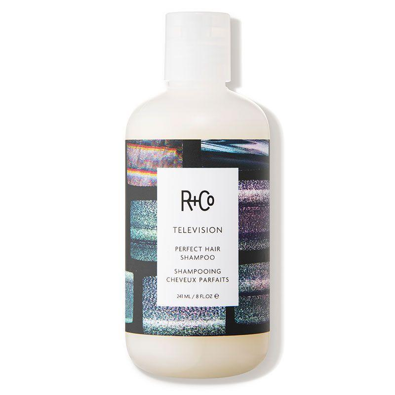 """<p><strong>R+Co</strong></p><p>dermstore.com</p><p><strong>$32.00</strong></p><p><a href=""""https://go.redirectingat.com?id=74968X1596630&url=https%3A%2F%2Fwww.dermstore.com%2Fproduct_TELEVISION%2BPerfect%2BHair%2BShampoo%2B_75183.htm&sref=https%3A%2F%2Fwww.harpersbazaar.com%2Fbeauty%2Fhair%2Fg24892831%2Fbest-sulfate-free-shampoos%2F"""" rel=""""nofollow noopener"""" target=""""_blank"""" data-ylk=""""slk:SHOP"""" class=""""link rapid-noclick-resp"""">SHOP</a></p><p>Who doesn't want silky smooth hair? Made with juniper berry extract, babassu oil, and marigold flower extract, this shampoo will give you the softest strands, guaranteed.</p>"""
