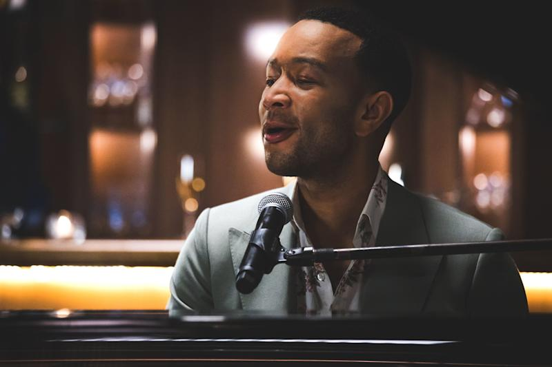 John Legend's first collaboration with global prestige skincare brand SK-II