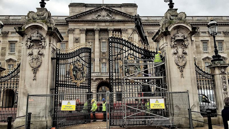Renovations include enhanced security gates.