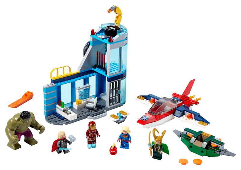 Lego Marvel Avengers Wrath of Loki Building Kit (Photo: Disney Parks, Experiences & Products)