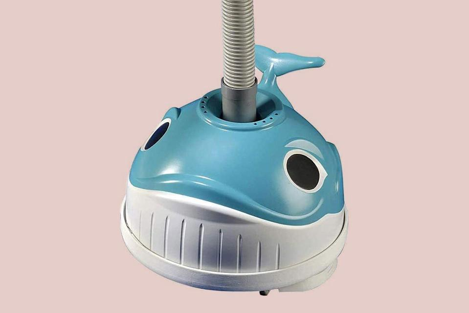 Hayward W3900 Wanda the Whale Above-Ground Suction Pool Cleaner