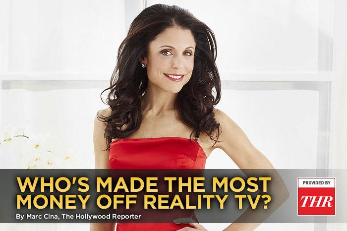 "It pays to be a reality star — ask <a href=""/bethenny-frankel/contributor/409288"">Bethenny Frankel</a>. Since making her Bravo reality TV debut, the ""<a href=""/bethenny-ever-after/show/45805"">Bethenny Ever After</a>"" star has released New York Times bestsellers (including 2009's ""Naturally Thin""), a yoga-based DVD to complement her nutrition books, and has aligned her name with such brands as Pampers, Hanes, and Virgin America. But her biggest success has been her Skinnygirl cocktail line, which was just acquired by the world's fourth-largest spirits company, Fortune Brands' Beam Global, for a cool $120 million, according to the new issue of The Hollywood Reporter. Frankel tells THR: ""I went on the show single-handedly and exclusively for business."" Click through this slideshow to see other reality TV stars who've cashed in on their 15 minutes of fame. — <a href=""http://www.hollywoodreporter.com/"" rel=""nofollow"">The Hollywood Reporter</a>"