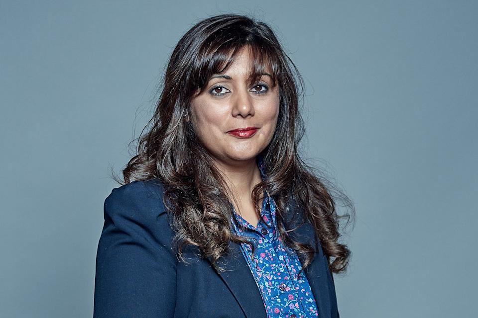 <p>Tory MP Nusrat Ghani </p> (UK Parliament)