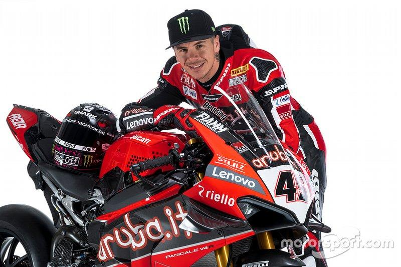 "Scott Redding, Aruba.it Racing Ducati<span class=""copyright"">Aruba.it Racing</span>"