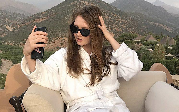 German heiress Anna Delvey