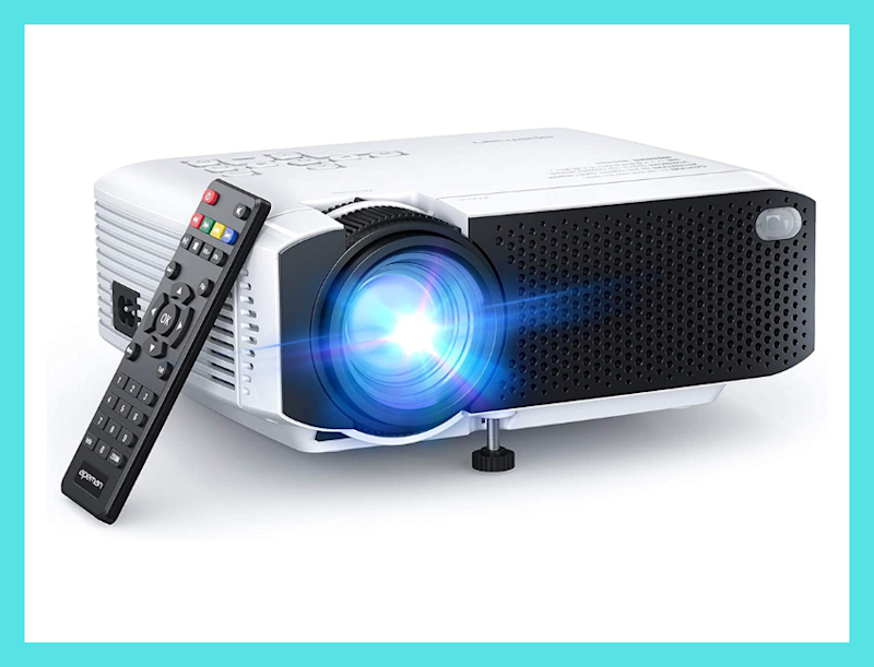 Get this Apeman Mini Projector for just $59. (Photo: Apeman)