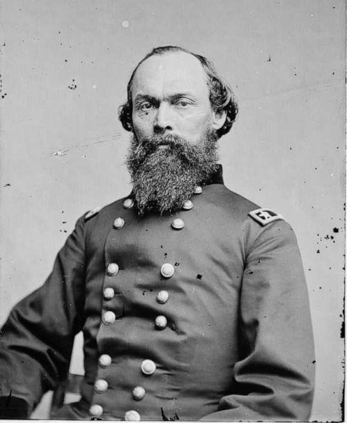PHOTO: Maj. Gen. Gordon Granger is pictured here. (Library of Congress)
