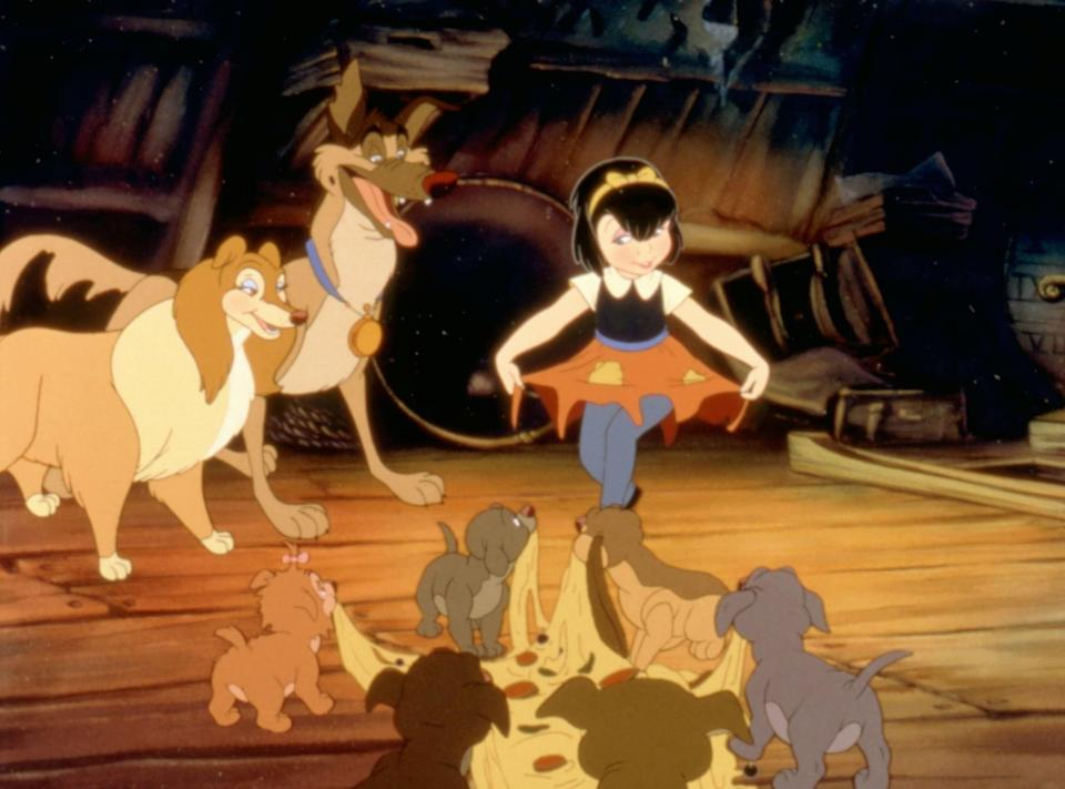<p>This 1989 animated classic is available to stream now.</p>