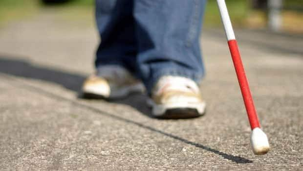 Many blind or visually impaired people are choosing to stay home rather than negotiate the confusing and sometimes scary world of COVID-19. (istockphoto.com - image credit)