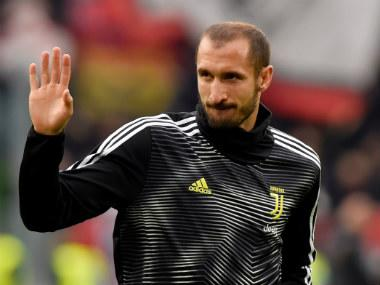 Serie A: Giorgio Chiellini goes from Juventus captain to chief negotiator in figuring salary cuts