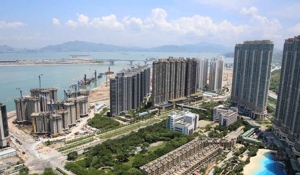 Tung Chung is popular with Cathay Pacific employees because of its proximity to Hong Kong airport. Photo: Shutterstock